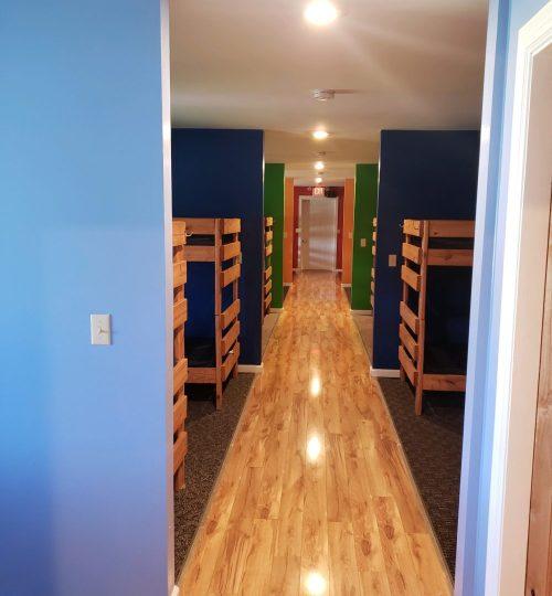 Big House Boys Hallway 1