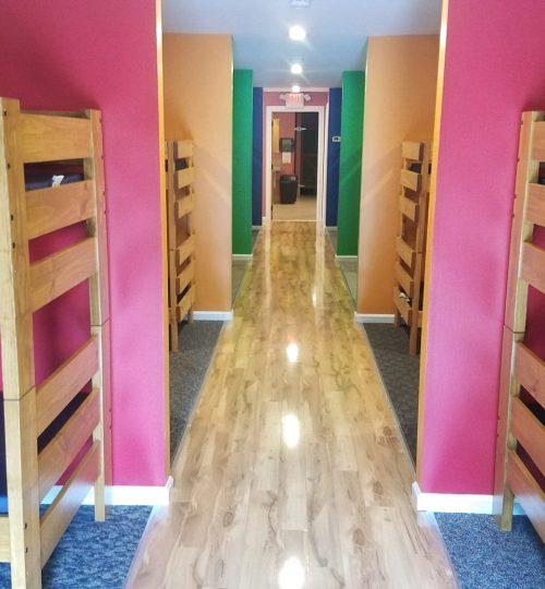 Big House Girls Hallway 2