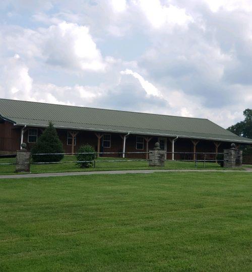 Big House Outside 1